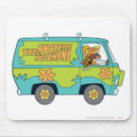The Mystery Machine Shot 13 Mouse Pad