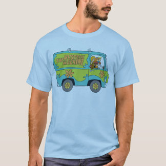 The Mystery Machine Shot 13 T-Shirt