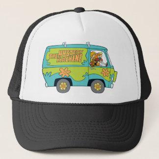 The Mystery Machine Shot 13 Trucker Hat