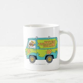 The Mystery Machine Shot 14 Coffee Mugs