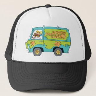 The Mystery Machine Shot 14 Trucker Hat