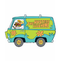 The Mystery Machine Shot 14 shirt