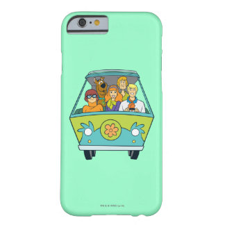 The Mystery Machine Shot 16 Barely There iPhone 6 Case