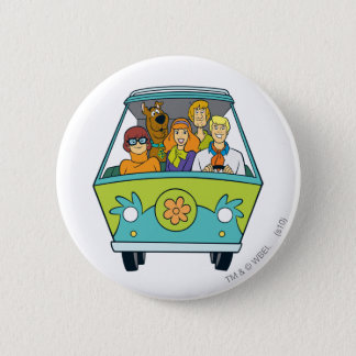 The Mystery Machine Shot 16 Button