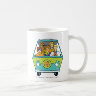 The Mystery Machine Shot 16 Coffee Mug