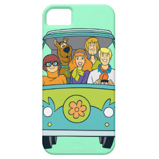 The Mystery Machine Shot 16 iPhone SE/5/5s Case