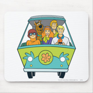 The Mystery Machine Shot 16 Mouse Pad
