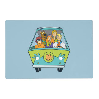 The Mystery Machine Shot 16 Placemat