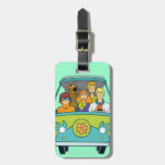 The Mystery Machine Shot 16 Tags For Luggage