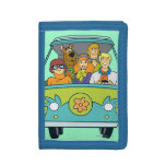 The Mystery Machine Shot 16 Trifold Wallet