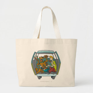 The Mystery Machine Shot 17 Canvas Bags