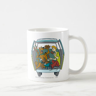 The Mystery Machine Shot 17 Coffee Mug