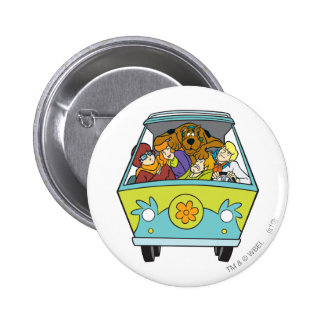 The Mystery Machine Shot 18 Button