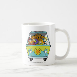 The Mystery Machine Shot 18 Coffee Mug