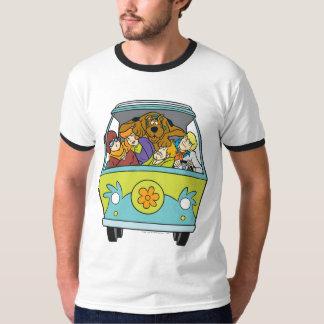 The Mystery Machine Shot 18 T-shirt