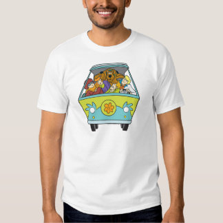 The Mystery Machine Shot 18 T-shirts