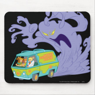 The Mystery Machine Shot 20 Mouse Pad
