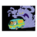 The Mystery Machine Shot 20 Postcard