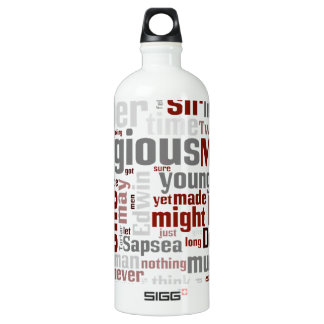 The Mystery of Edwin Drood SIGG Traveler 1.0L Water Bottle
