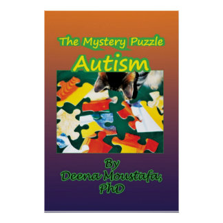The Mystery Puzzle: Autism Poster