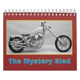 The Mystery Sled Calendar