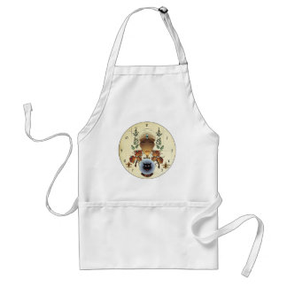 The Mystic 360 Numbered Adult Apron