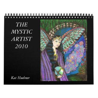 The Mystic Artist 2010 Wall Calendars