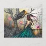 The Mystic Fantasy Art by Molly Harrison Postcard