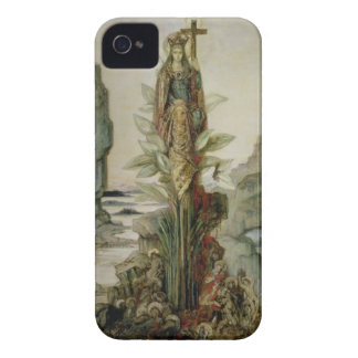 The Mystic Flower iPhone 4 Covers