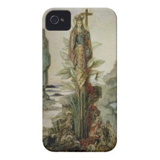 The Mystic Flower Case-Mate iPhone 4 Case