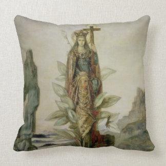 The Mystic Flower Pillow