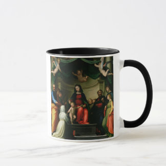 The Mystic Marriage of St. Catherine of Siena with Mug