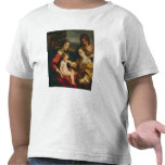 The Mystic Marriage of St. Catherine of T-shirt