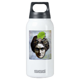 The Mystic Sees All, new age Insulated Water Bottle