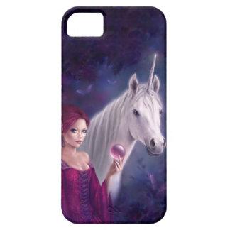 The Mystic Unicorn Art Case-Mate iPhone 5 Case
