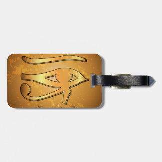 The mystical all seeing eye tag for bags