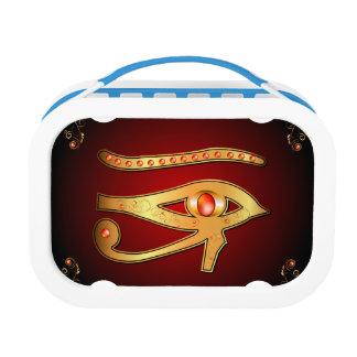 The mystical all seeing eye lunchbox