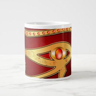 The mystical all seeing eye jumbo mug