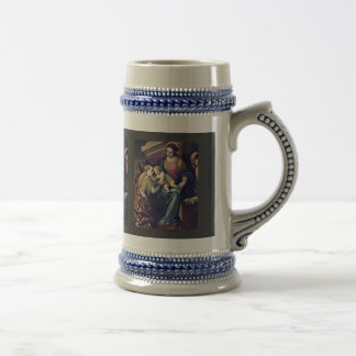 The Mystical Marriage Of St. Catherine By Veronese Coffee Mug