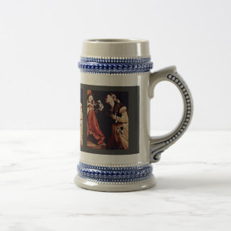 The Mystical Marriage Of St. Catherine Of Siena De Mug
