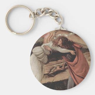 The Mystical Nativity Keychain