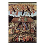 The Mystical Nativity Mystic Nativity Poster