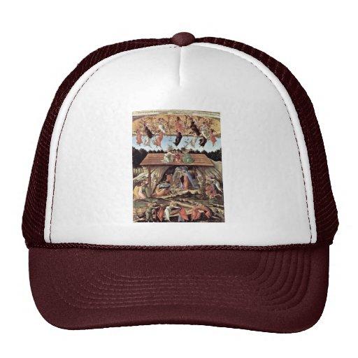 The Mystical Nativity Mystic Nativity Trucker Hat