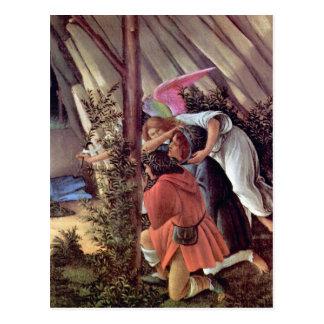 The Mystical Nativity Postcard