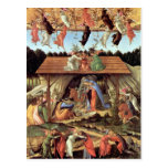 The Mystical Nativity Postcards
