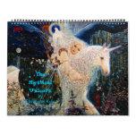 'The  Mystical Unicorn' Calendar by Elizabeth Kyle