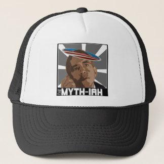 The MYTH-IAH OBAMA (MESSIAH SATIRE) Trucker Hat