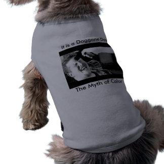 The Myth of Color Movie Schwag Dog Tshirt