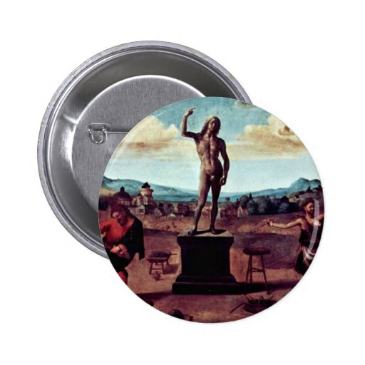 The Myth Of Prometheus Painting Sequence Of Five P Pins