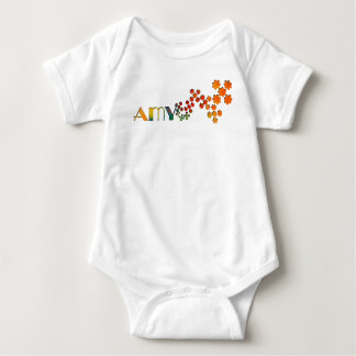 The Name Game - Amy Baby Bodysuit